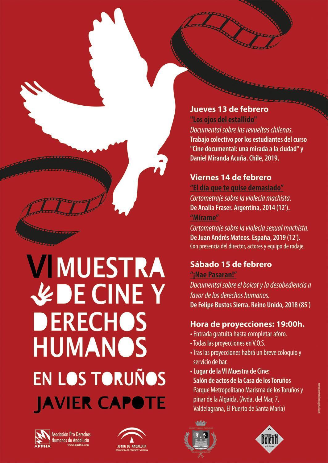 VI MUESTRA DE CINE Y DERECHOS HUMANOS | Javier Capote