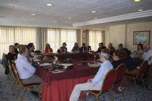Un momento del seminario INSEROM celebrado en Cádiz en octubre 2013