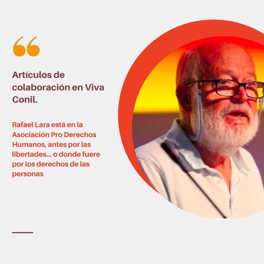 Artículos de colaboración en Viva Conil