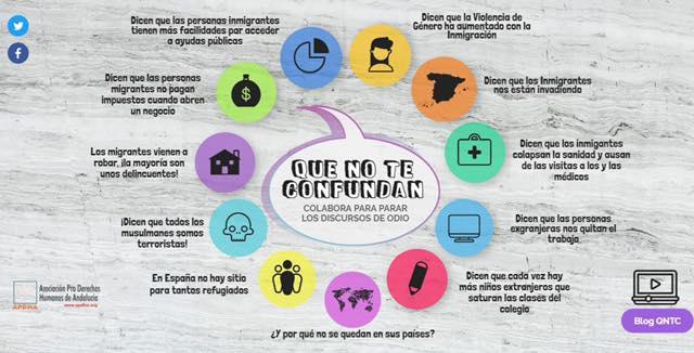 #QueNoTeConfundan