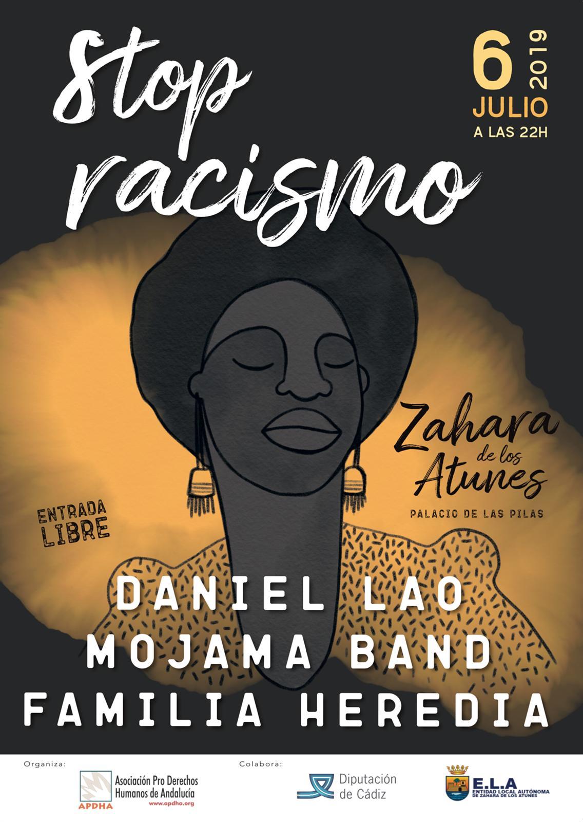 STOP RACISMO | Zahara de los Atunes