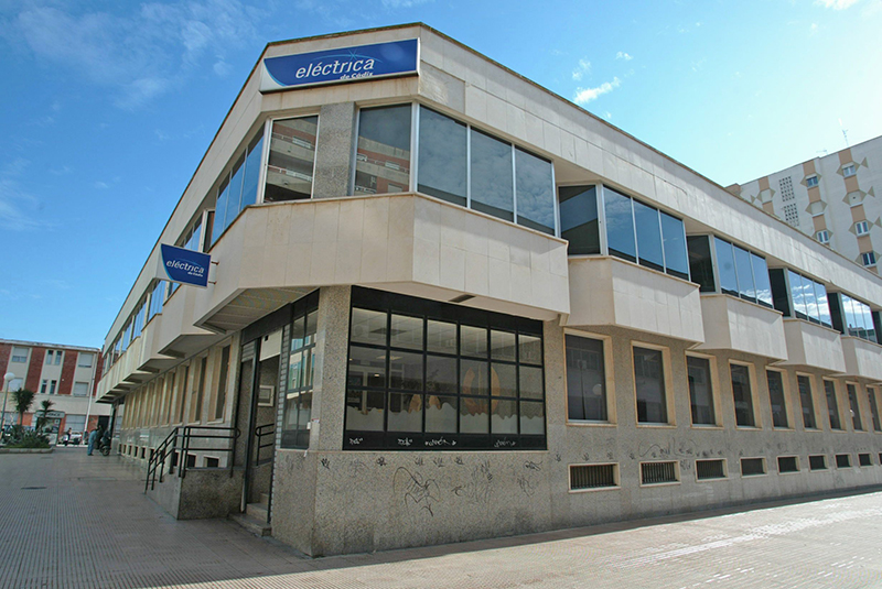 Sede de Eléctrica de Cádiz