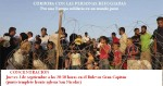 Acto solidaridad Refugiados