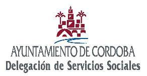 Delegación servicios sociales ayto