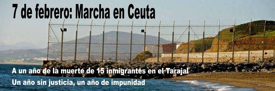 Marcha Ceuta