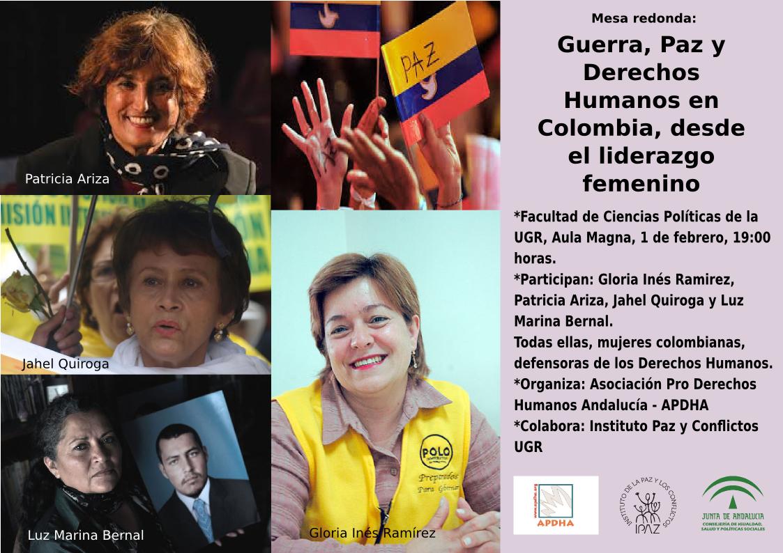 cartel mesa redonda de colombia