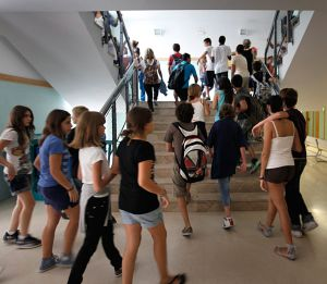 DDHH en los institutos de Málaga