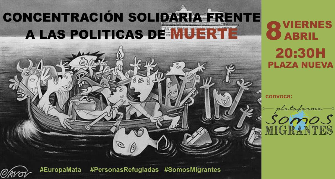 20160408 REFUGIADOS SOMOS MIGRANTES 2