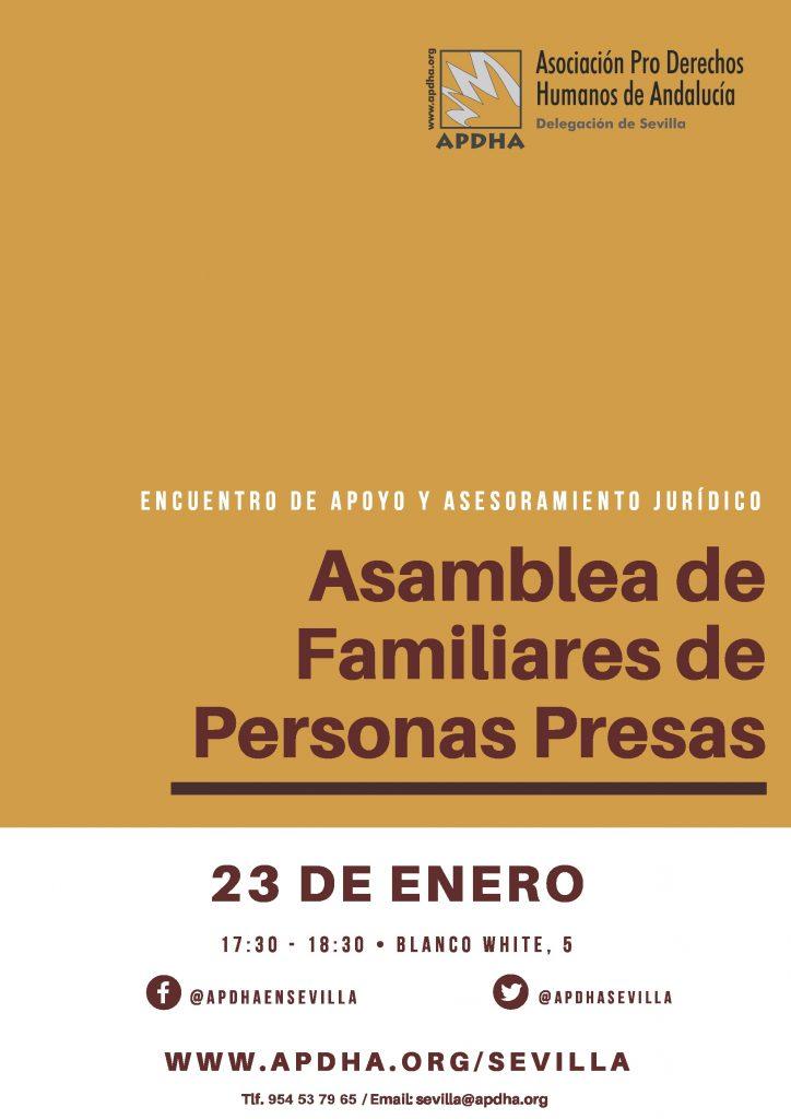 20170123 Asamblea de Familiares de Personas Presas