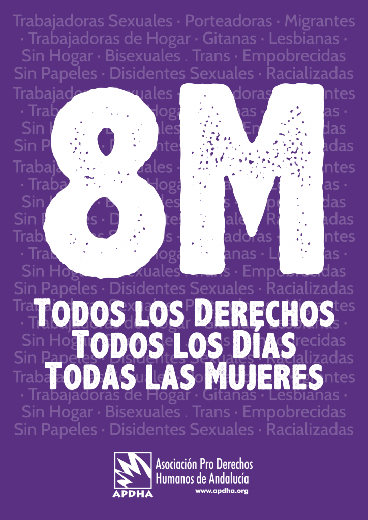 8M '21 Poster
