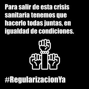Campaña RegularizaciónYa2