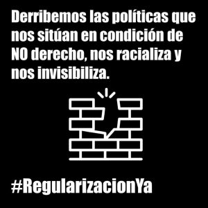 Campaña RegularizaciónYa3