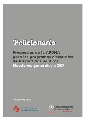 Peticionario-DDHH_Elecciones-Generales-20D