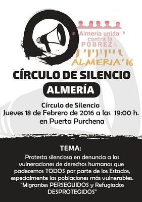 almeria-CirculoSilencio180216
