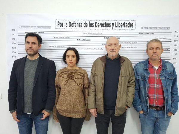 """Campaña """"Por la Defensa de los Derechos y Libertades"""""""