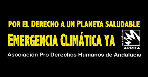 Justicia climática y derechos humanos
