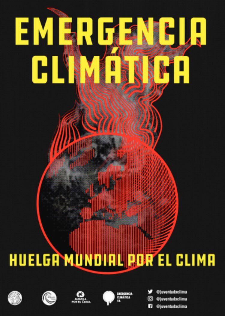 Movilizaciones en Andalucía por la Emergencia Climática