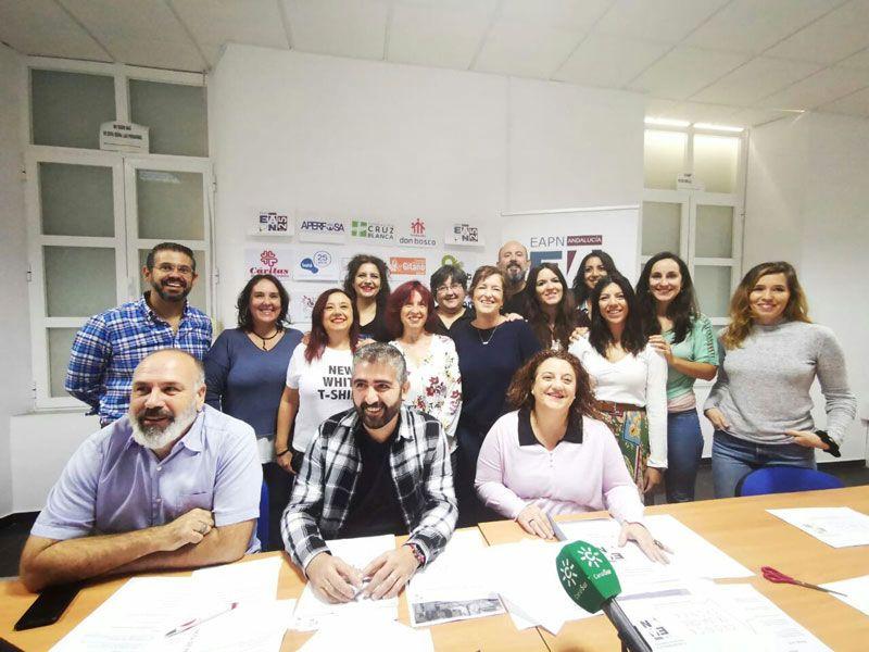 Los colectivos cordobeses de la red EAPN presentan el informe sobre pobreza en Andalucía 2019