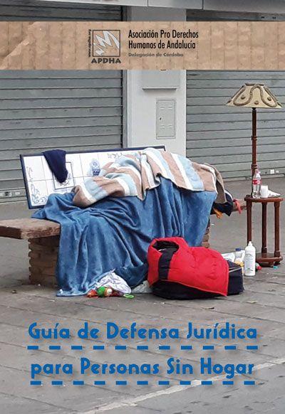 Guía de Defensa Jurídica para Personas Sin Hogar