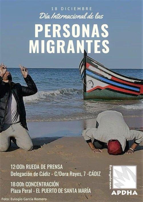 Día de las personas migrantes, 18 de diciembre