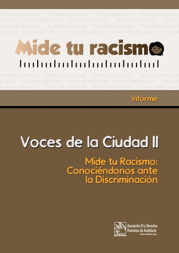 Informe Mide tu Racismo