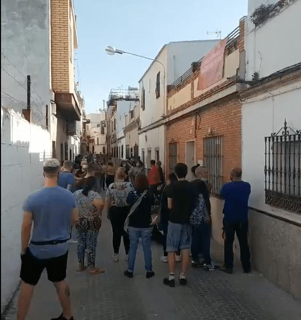 Ni la pandemia ni el decreto antidesahucios impiden los lanzamientos en Andalucía